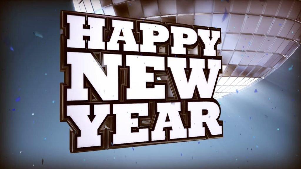 Happy New Year (Shine Down) Still