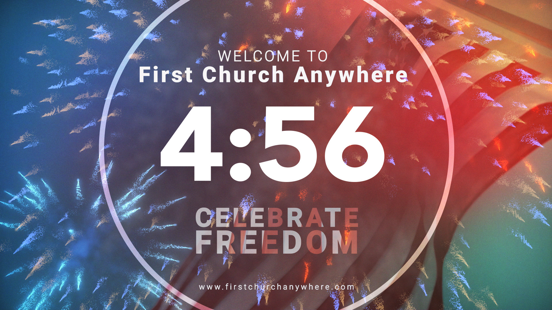 Celebrate Freedom Custom Countdown Thumb 2-1