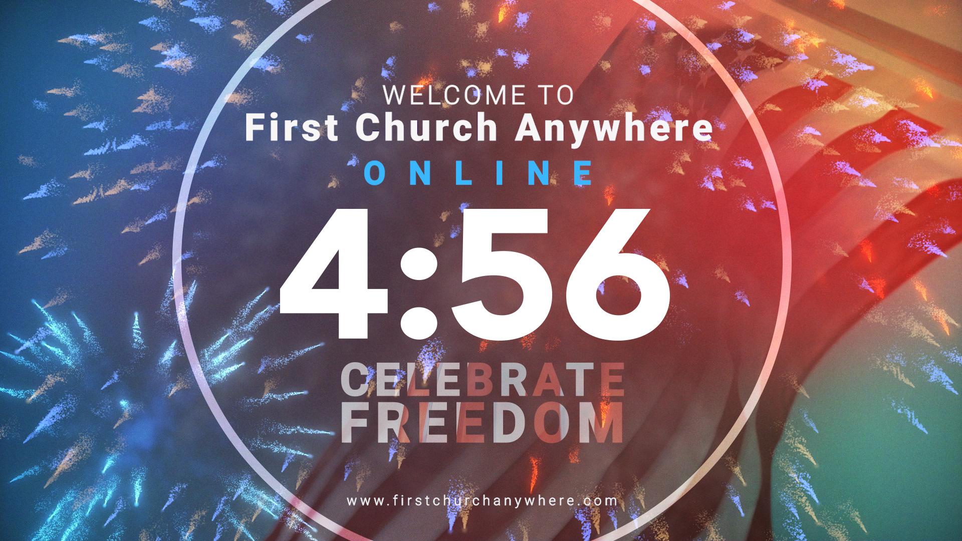 Celebrate Freedom Custom Online Thumb