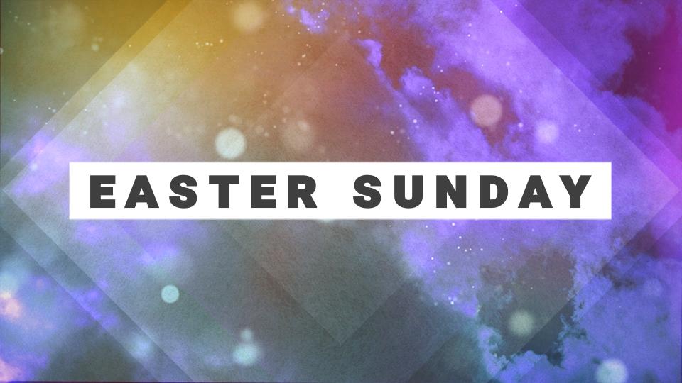 Easter Sunday Still